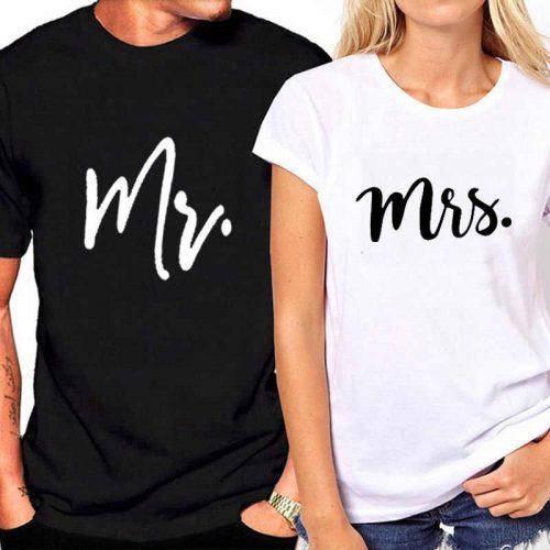Svadobné tričká