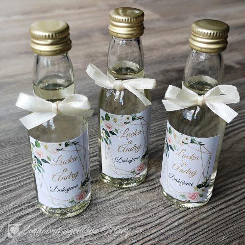 Mini fľaštičky
