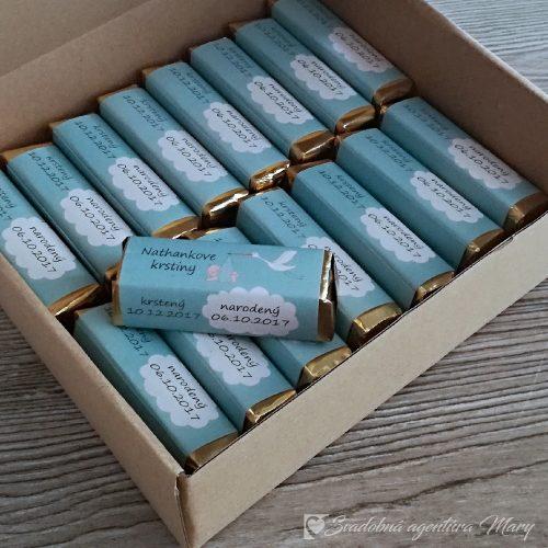Svadobné čokoládky M